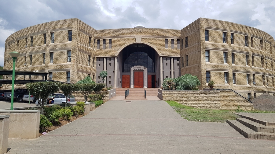 Lesotho High Court Palace Of Justice