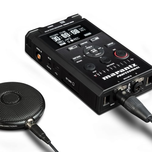 PMD-661MKIII Connected Mic
